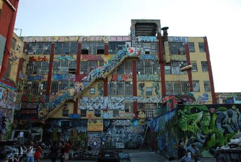5pointz in Long Island City Queens