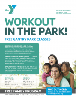 Gantry Park Classes Flyer - 2014