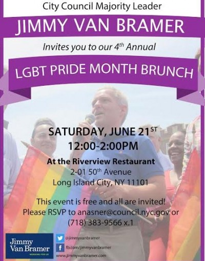 2014 LGBT Pride Brunch