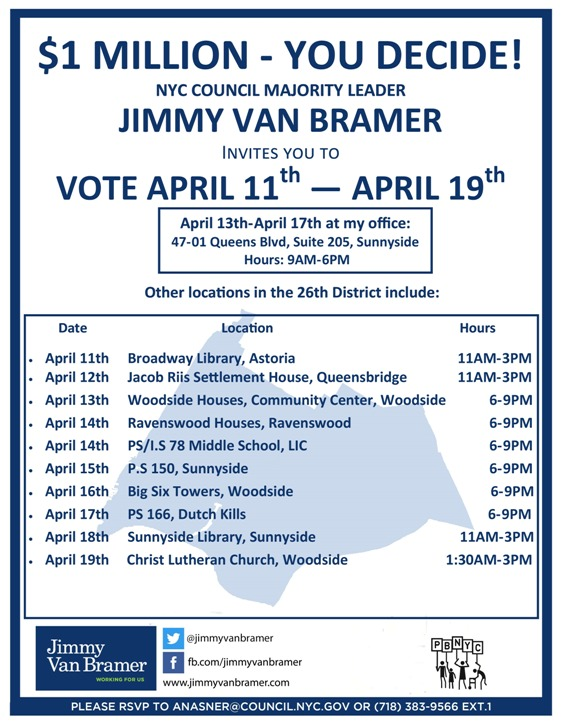 voting locations