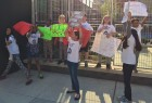 PS 78 students protest possible plan to phase out 6th, 7th and 8th grade