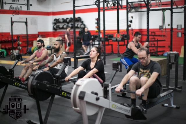 Crossfit gantry expands gym hours in effort to help locals
