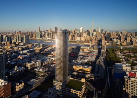 Tenants Are Now Moving In To 44 Story Building Latest Queens Plaza Development Lic Post