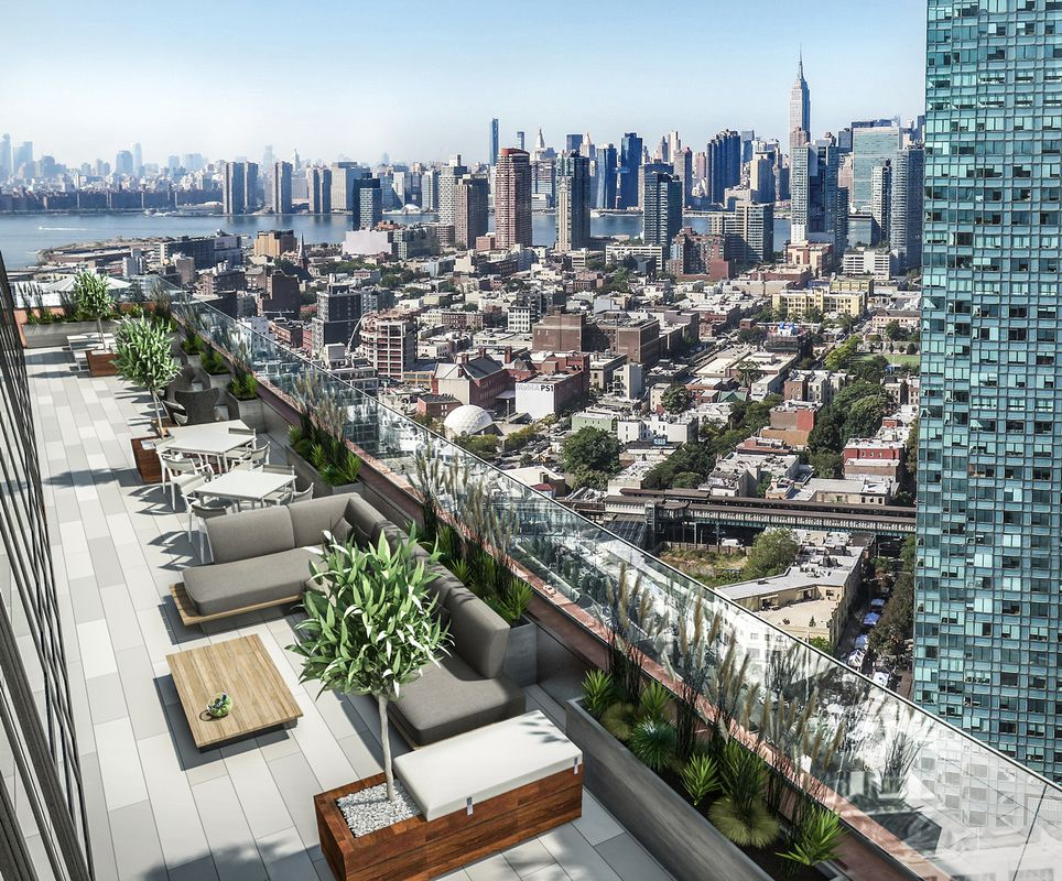 Luxury Building Packed With Amenities Opens In Lic Lic Post