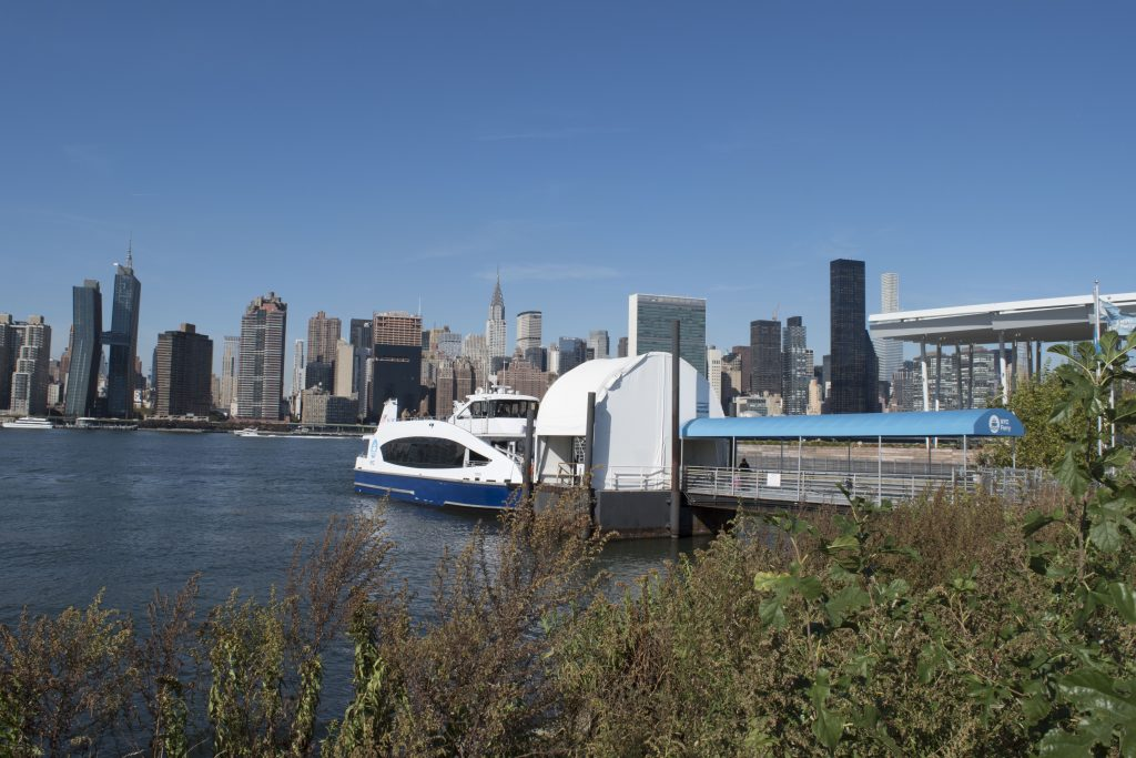 NYC Ferries Will Likely to Have to Run on More Efficient