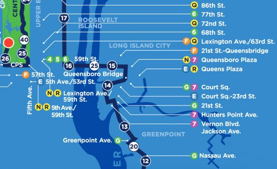 Map Of New York Marathon 2017.Cheering Station At Court Square Aims To Energize Passing Runners