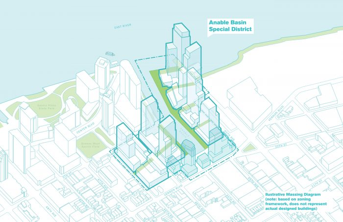 Long island city leaders residents wary of plaxalls anable long island city leaders residents wary of plaxalls anable basin rezoning in light of area development boom malvernweather Choice Image