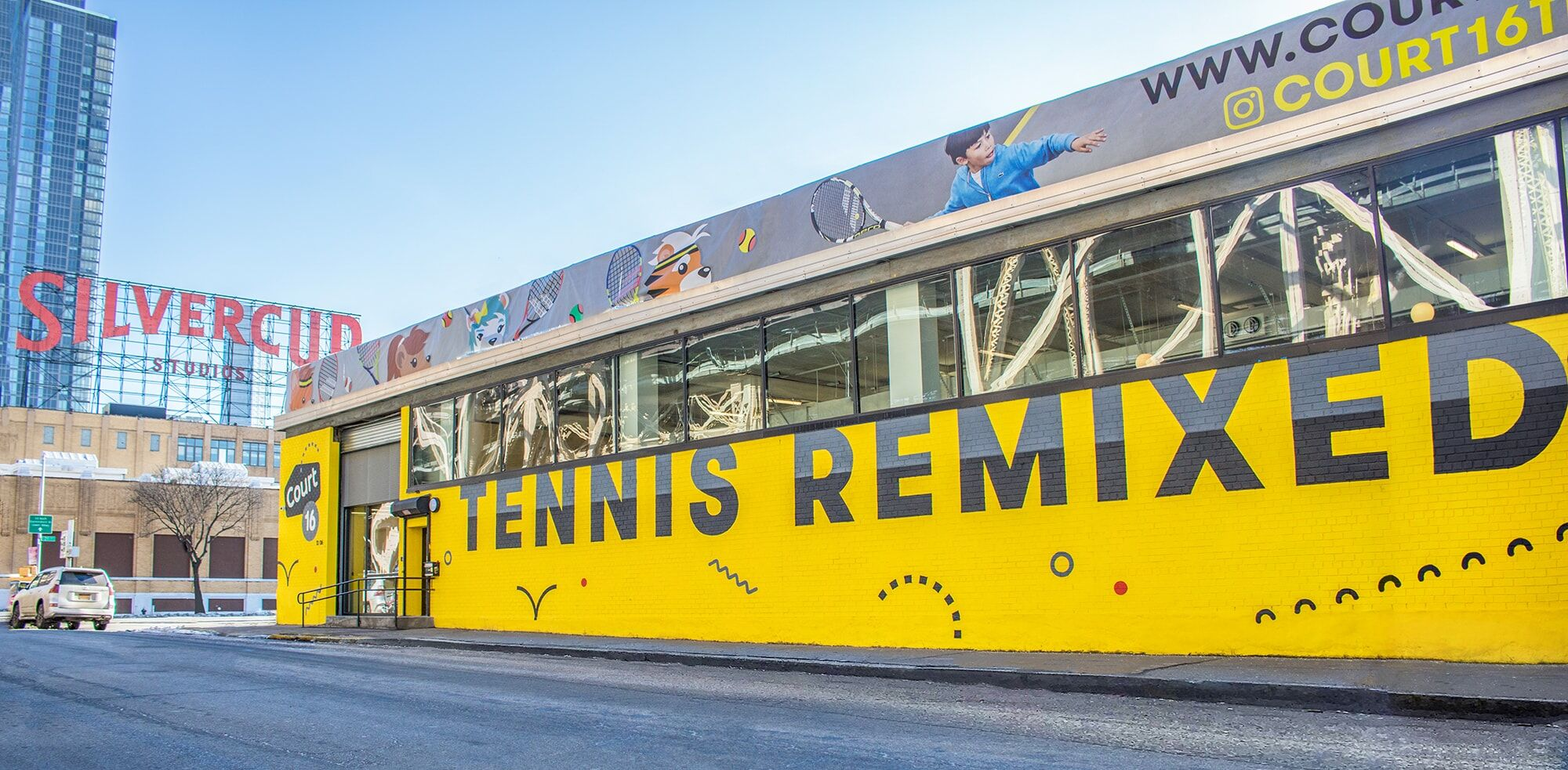 Tennis Clubs In Long Island City
