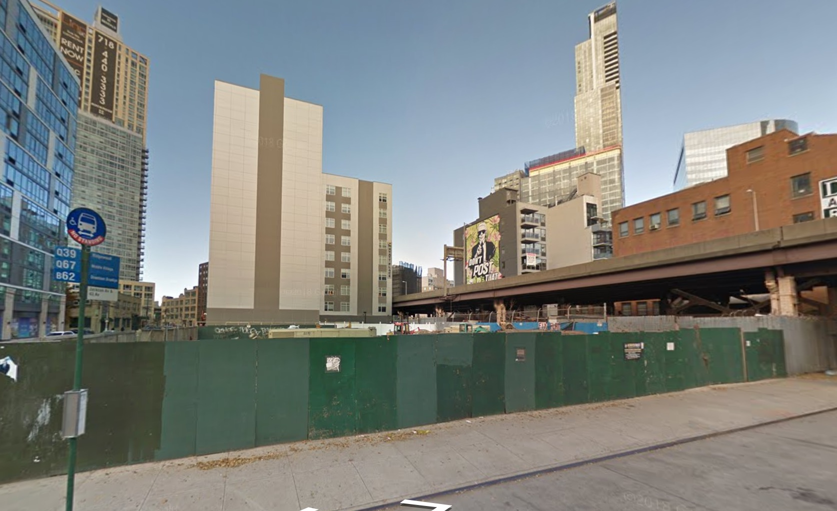 2 Big Towers Likely To Go Up In Lic Following Air Rights Deal Struck