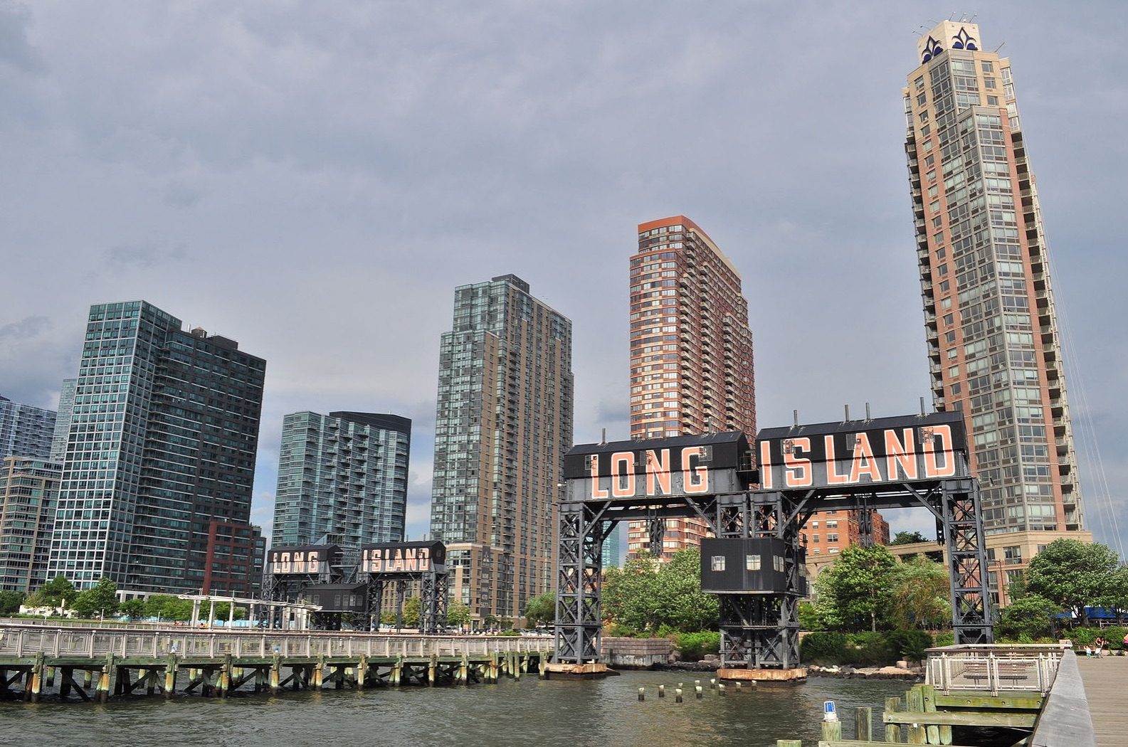 Long Island City Had More Housing Units Built in 2017 Than ...
