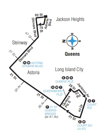 MTA to Boost Q69 Bus Service, Route Links Jackson Heights