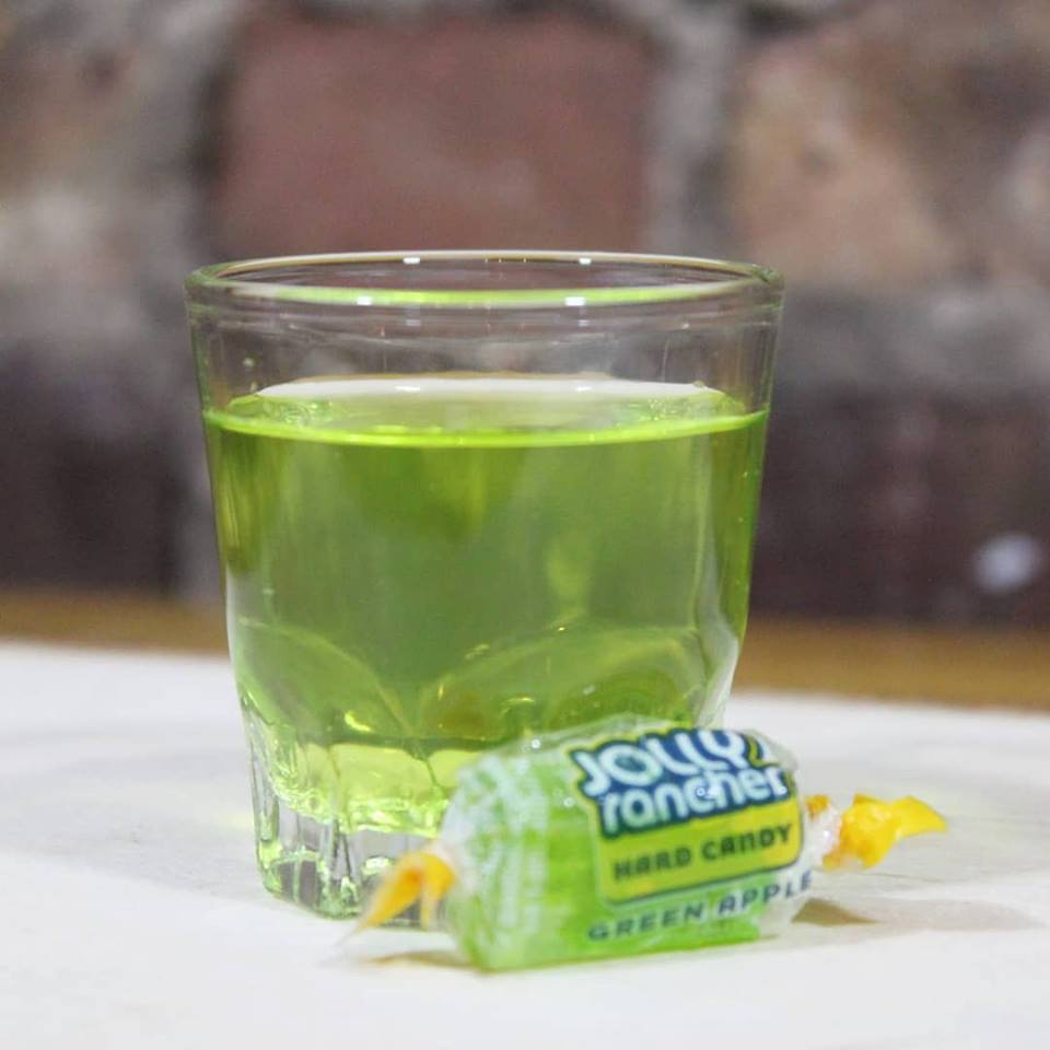 Jolly Rancher Soju