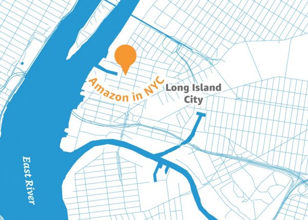 Amazon Officially Selects Long Island City for New ... on laguardia community college, antique long island map, nassau county ny zip code map, view long island map, west babylon long island map, montauk long island ny map, new york metropolitan area map, north shore long island map, smith point long island map, forest hills, huntington long island ny map, suffolk county long island map, staten island, new york city, manhattan map, hauppauge long island map, town of brookhaven district map, ozone park, astoria boulevard map, hamilton beach, hamptons long island ny map, nassau county long island towns map, st. albans, roslyn long island map, central harlem map, mta long island railroad map, gatsby long island map, jackson heights,