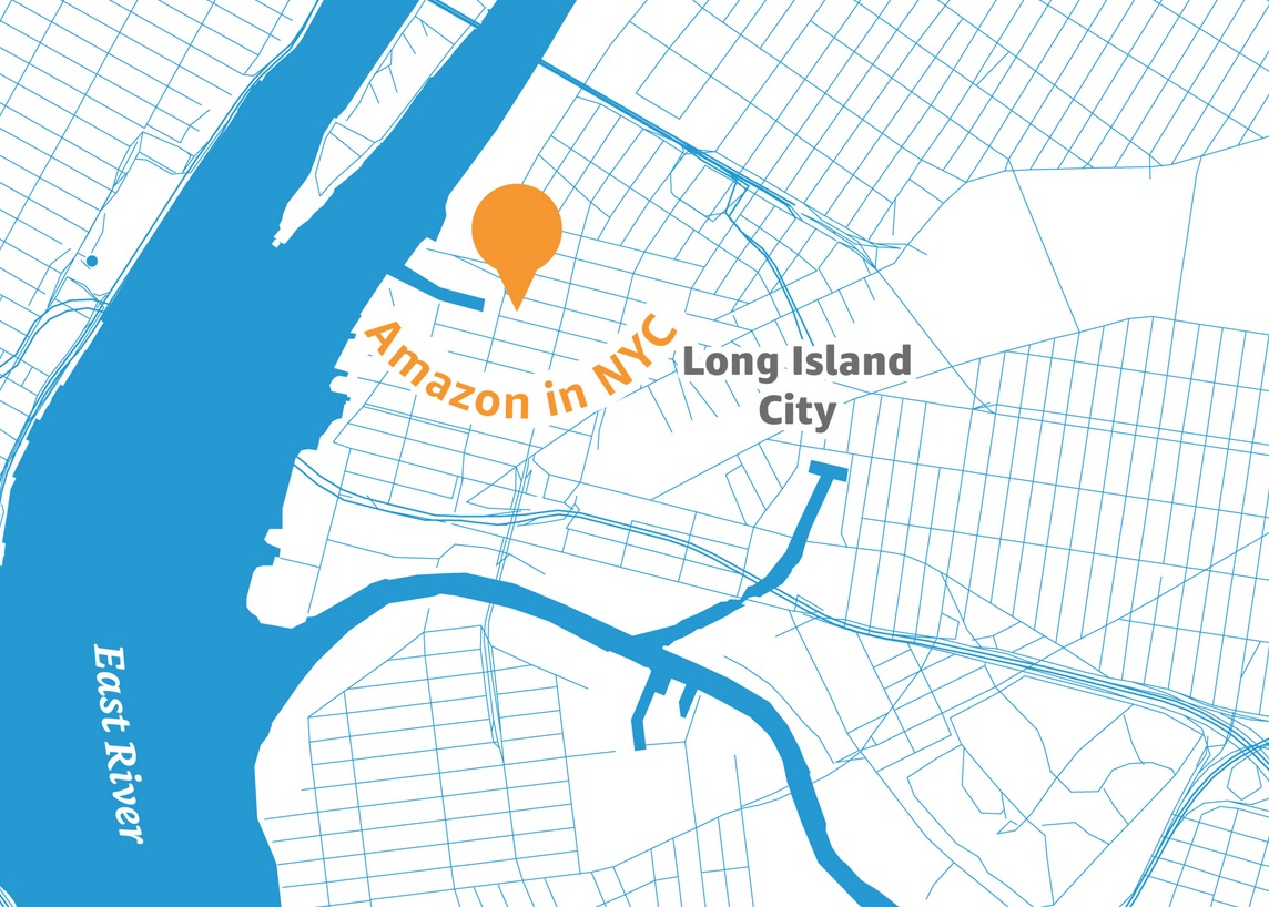 Amazon Cancels Plans to Build Long Island City Campus | LIC Post