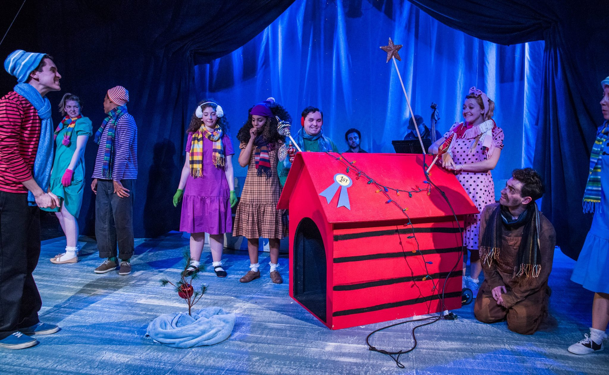 A Charlie Brown Christmas Play.Secret Theatre To Perform A Charlie Brown Christmas