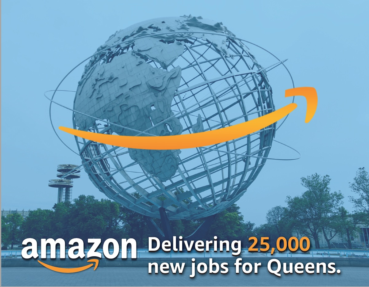 Amazon to Send Another Mailer in Coming Days on HQ2 Jobs, Directs