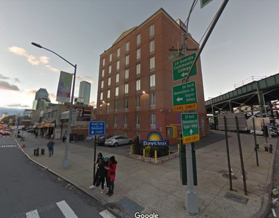 9684332247a4 Woman Whose Infant Was Found Dead at Days Inn on Queens Boulevard Charged  With Manslaughter  NYPD