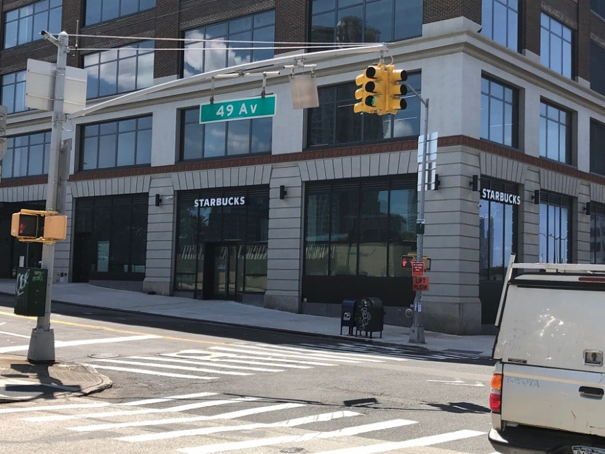 Starbucks To Open New Location On 49th Avenue Lic Post