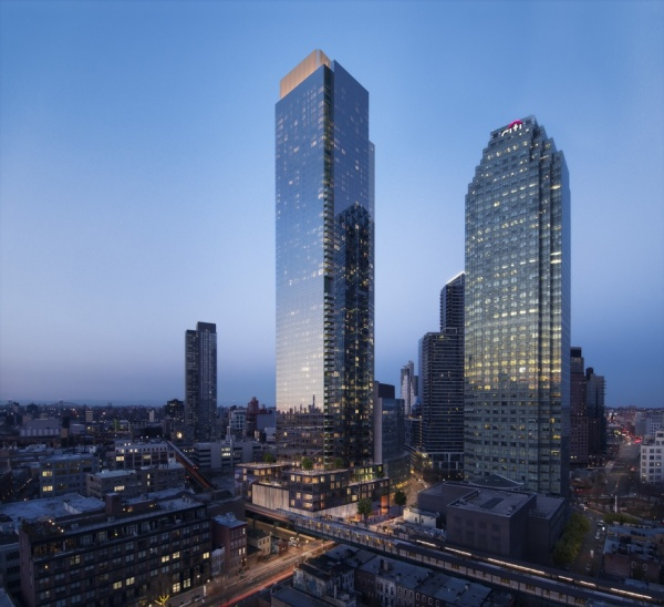 Queens New York Apartments: Citigroup Building No Longer Queens' Tallest, New