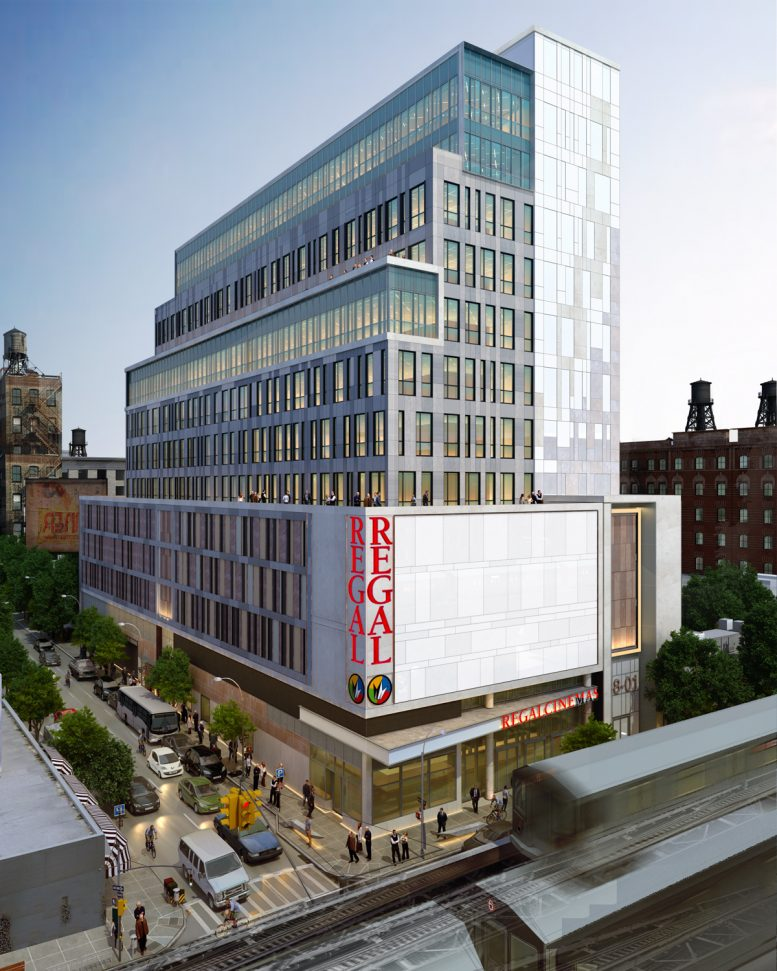 queens boulevard movie theater to have more screens than